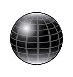 sphere design vector image