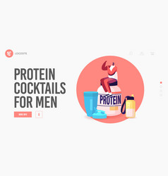 Sportive nutrition pumping muscles bodybuilding vector