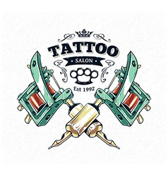 Tattoo print 3 vector