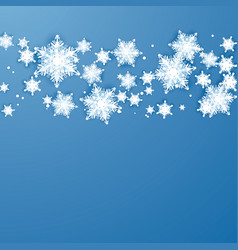 abstract christmas background with origami vector image