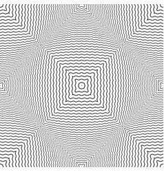 Seamless checked convex pattern vector