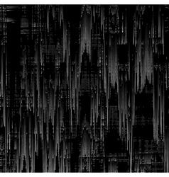 matrix background vector image vector image