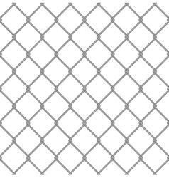 Steel mesh seamless texture vector image