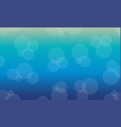 blue light abstract background art vector image