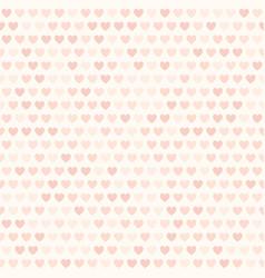 Heart pattern seamless background vector
