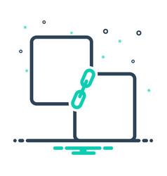 Link building vector