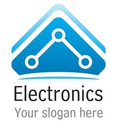 Eletronics icon vector image vector image