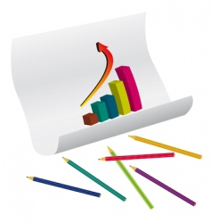 education graph vector image