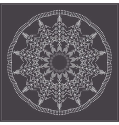 Geometric hipster circle 617547167 vector