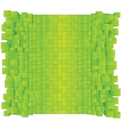 Green Abstract Background Ready for Design vector image