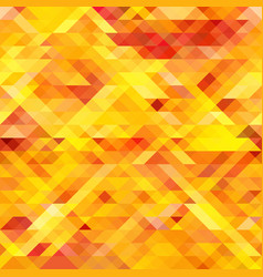 triangle pattern seamless background vector image
