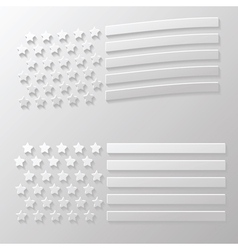 flag vector image