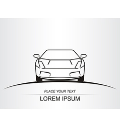 Car logo 2 vector