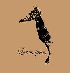 Giraffe Logo vector image
