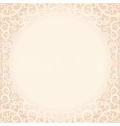 Elegance Ornamental Background vector image vector image