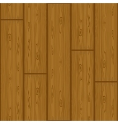 Wooden boards seamless texture vector image