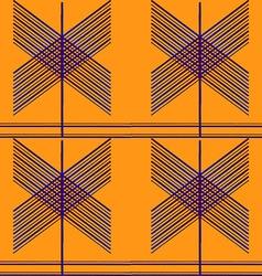 Geo pattern24 vector image vector image