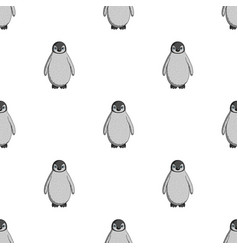 penguinanimals single icon in cartoon style vector image vector image