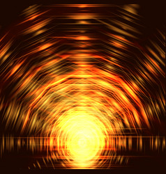 abstract background beautiful rays light vector image