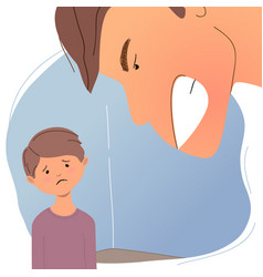 Child abuse vector