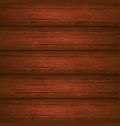Dark brown wooden planks texture template for vector