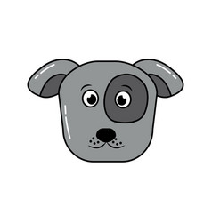 pet icon image vector image