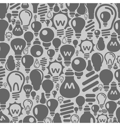 Background a bulb vector image