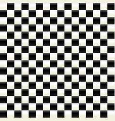 illuminated checkered surface vector image