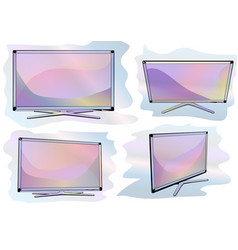 Set of tv vector