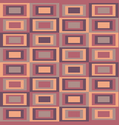 abstract pattern with rectangles vector image
