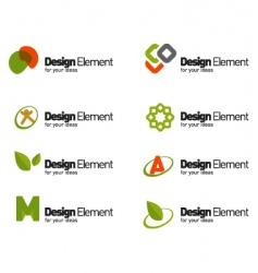 logos vector image