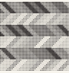 Seamless irregular geometric pattern abstract vector