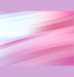 abstract background pink curve and wave element vector image