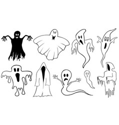 Set different ghosts vector