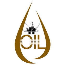 Drop of oil vector image vector image