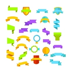 This image is a file representing Stickers vector image vector image