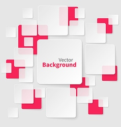 abstract background and texture with squares vector image