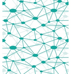 web diagram network vector image