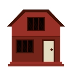 house home family residential vector image