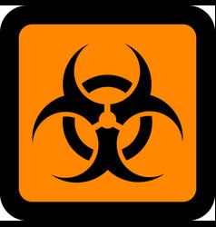 european hazard pictogram vector image vector image