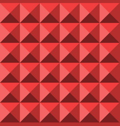 Abstract seamless pattern 3d form texture vector