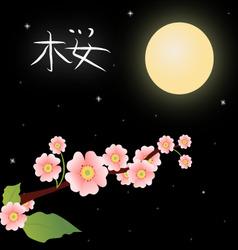 Sakura vector