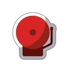 Isolated alarm of emergency design vector