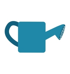 Watering can icon Gardening design vector image