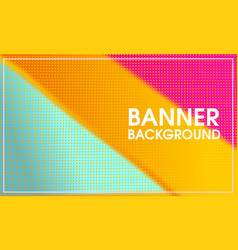 Modern colorful abstract background vector