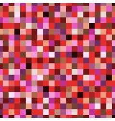 Square geometric seamless pattern 2007 vector