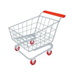 Shopping cart concept vector