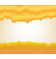Yogurt or cream splashing vector
