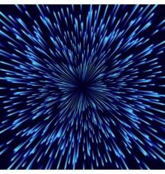 fireworks light burst vector image vector image