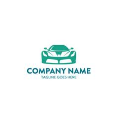 car logo-12 vector image